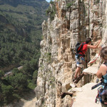 Caminito del Rey, Spagna