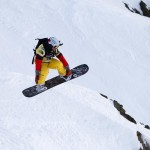 Freeride World Tour - Ralph Backstrom