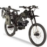 Motoped Survival Bike Credits: Motoped