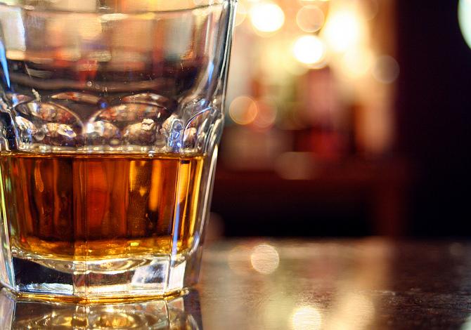Alcolici da non mangiare di notte