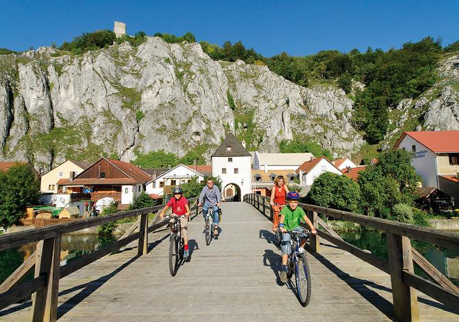 Altmuhltal Radweg