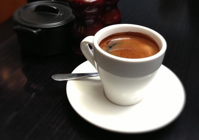 Caffè da non mangiare di notte