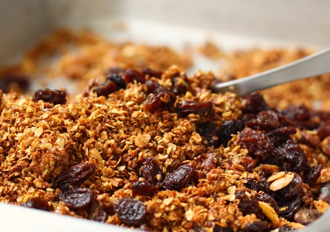 La ricetta per preparare in casa i cereali croccanti per la colazione