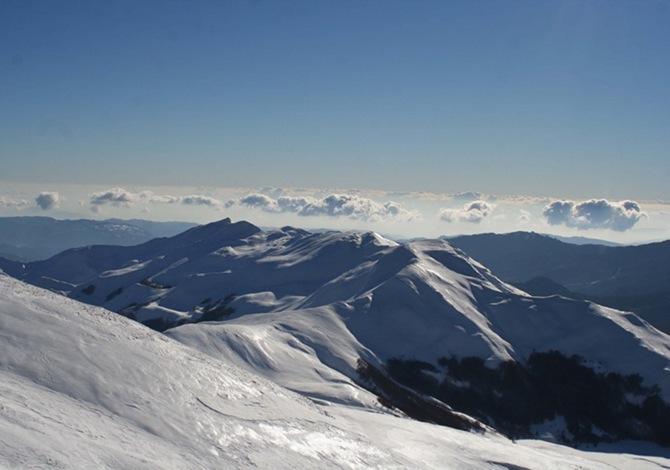 Le più belle piste da sci degli Appennini Monte Cimone