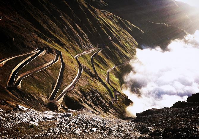 Le più belle strade da percorrere in bici