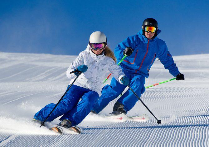 Sciare senza farsi male