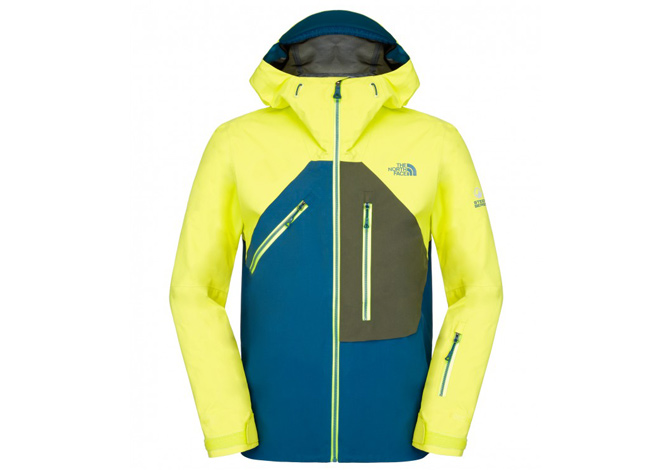giacca sci the north face opinioni