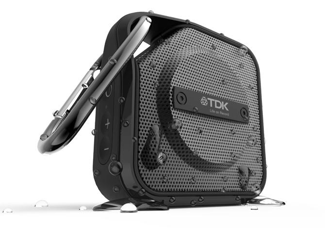 4 speaker wireless per le giornate all'aperto