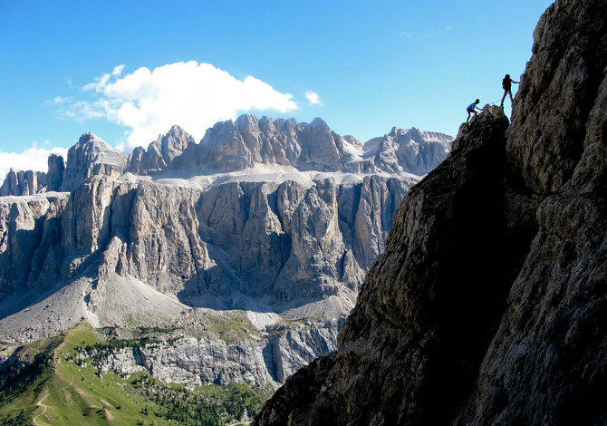 Via Ferrata Cir5 Dolomiti