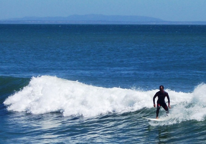 Le 10 onde migliori per fare surf in Italia