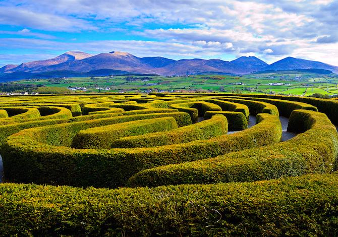 8 labirinti davvero intricati in cui perdersi