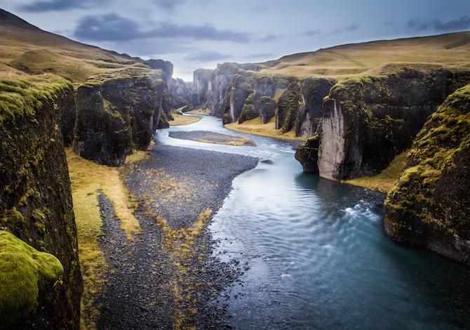 I 10 canyon più spettacolari al mondo