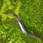 Cascata di Manawaiopuna
