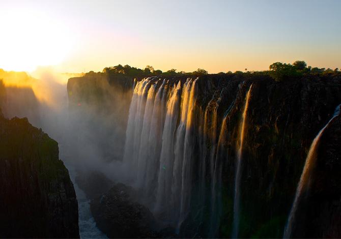Le 10 cascate più spettacolari al mondo