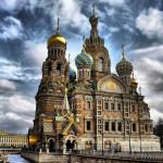 Chiesa del Salvatore sul Sangue Versato – San Pietroburgo, Russia