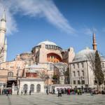 Santa Sofia – Istanbul, Turchia