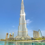 Burj Khalifa – Dubai, Emirati Arabi Uniti