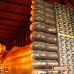 Tempio del Buddha sdraiato (Wat Pho) - Bangkok,