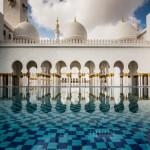 Grande moschea Sheikh Zayed – Abu Dhabi, Emirati Arabi Uniti