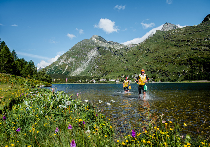 Engadin Swimrun 2015