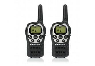 I nuovi walkie-talkie Midland
