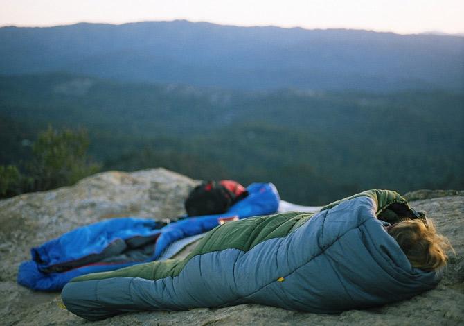 8 consigli per dormire all'aperto (il meglio possibile)