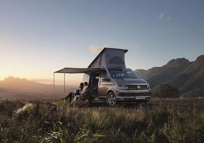 Volkswagen California 2016, la nuova vita del mitico pulmino