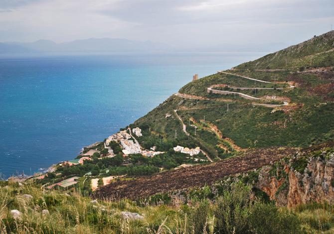 Escursioni nella Riserva Naturale dello Zingaro