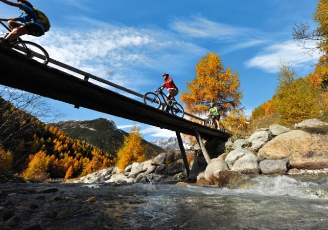 itinerari in bicicletta lungo il Rodano e il Reno