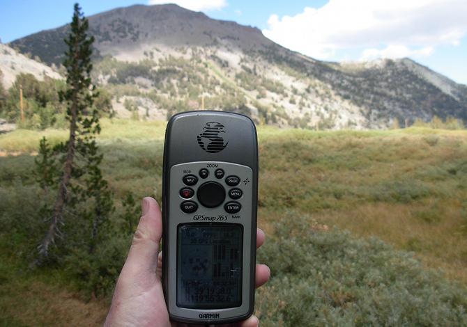 GPS Navigatore Portatile Escursioni