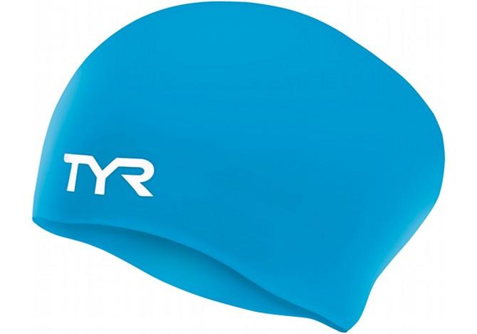 Tyr Warmwear Cap cuffia silicone piscina