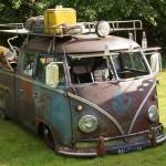 Volkswagen T1 Bulli - Credits: Floris Looijesteijn