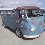 Volkswagen T1 Pick Up 1953 - Credits: Sicnag