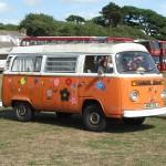 Volkswagen T2 - Credits: Chris Sampson
