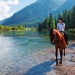equitazione engadina