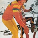 6 abbigliamento sci vintage