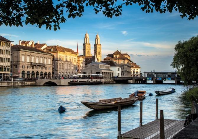Svizzera in bici: 7 laghi in 7 giorni