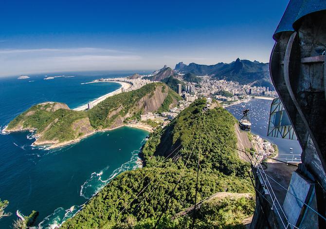 5 luoghi outdoor da non perdere a Rio de Janeiro