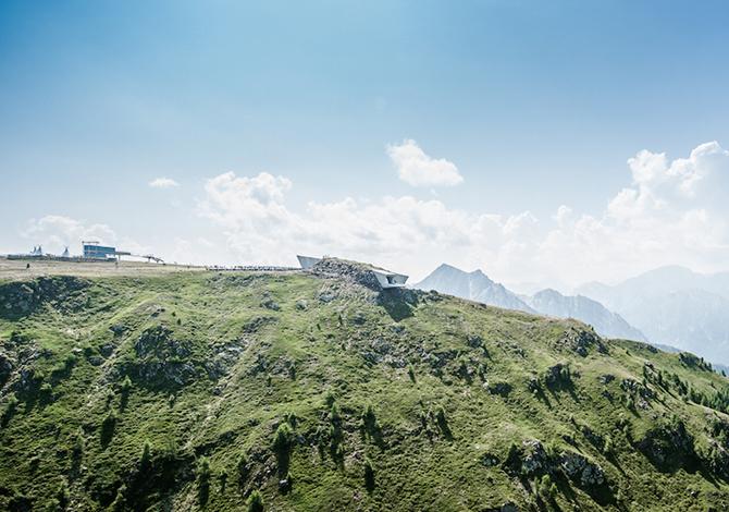 Aperto il nuovo Messner Mountain Museum di Plan de Corones