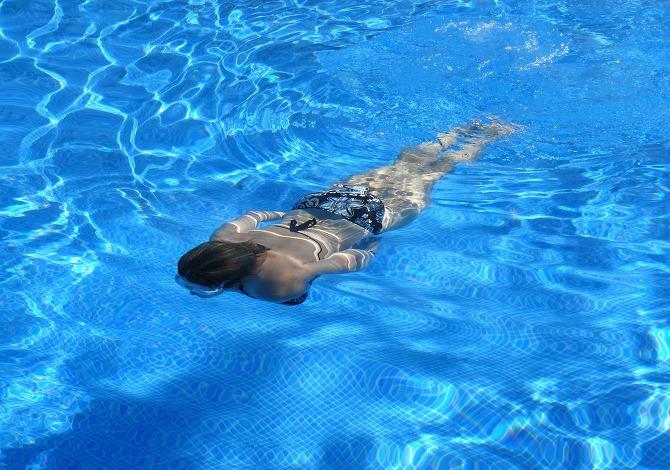 Nuotare Mare PIscina