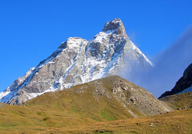 escursioni ispirate da Walter Bonatti Gran Balconata del Cervino
