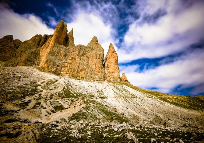 escursioni ispirate da Walter Bonatti Tre Cime Lavaredo