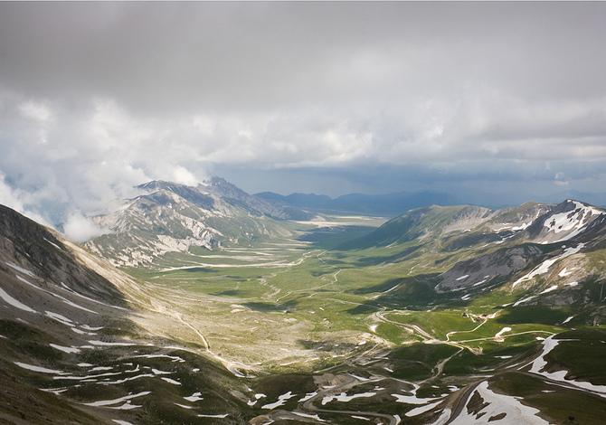 escursioni ispirate da Walter Bonatti Itinerario Walter Bonatti Gran Sasso