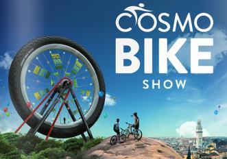 Cosmo Bike Show 2015 VeronaFiere
