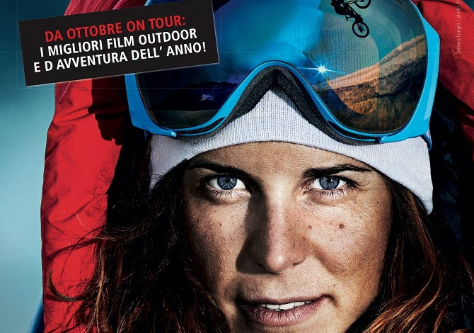 European Outdoor Film Tour: le date e le sedi del 2015