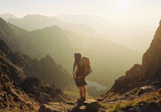 Zaino Camminare Montagna