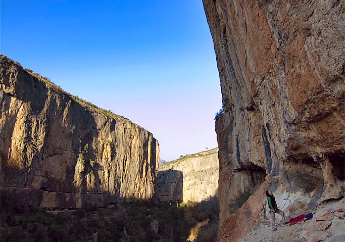 4 posti dove andare ad arrampicare in Spagna in inverno