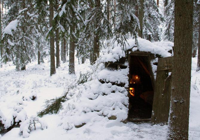 """In questi eco-lodge svedesi sembra di stare sul set di """"Game Of Thrones"""""""