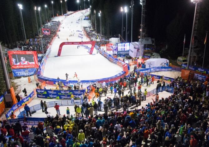 Tutti gli eventi sportivi di questo inverno in Trentino