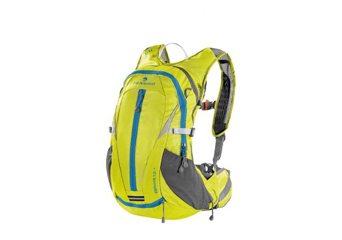 14e0989b38 Ferrino Zephyr 12+3. Trekking veloce, trail running ma anche MTB: uno zaino  versatile, che dai 12 litri arriva fino a 15 aprendo la cerniera, pieno di  utili ...